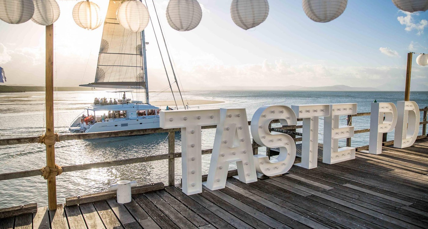 taste port douglas event