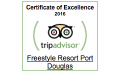 Freestyle Resort Port Douglas Travellers Choice Award 2016