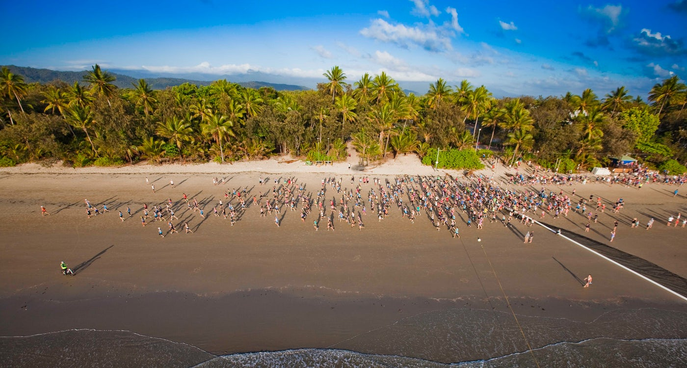 great barier reef in cairns queensland