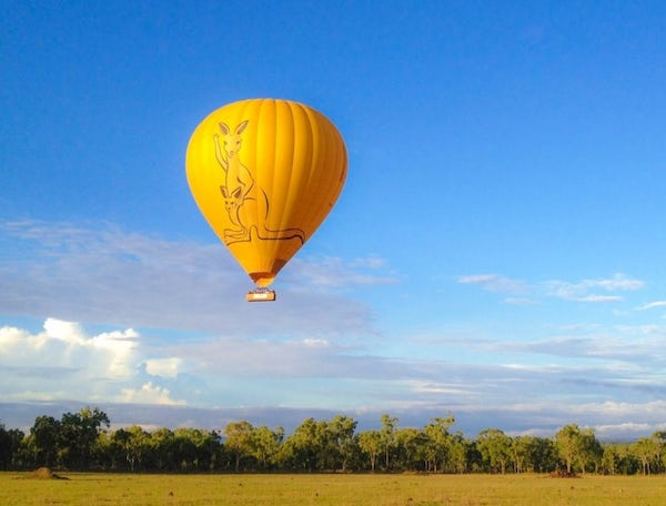 Things to do in Port Douglas Hot Air Ballooning in Port Douglas